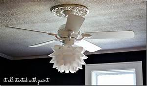 Replacement lamp for ceiling fan integralbook