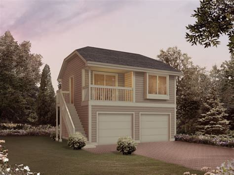 Modern Garage Apartment House Plans