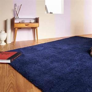 Teppich Hochflor Blau : hochflor teppich contzencolours 020 indigo blau 90x160 cm teppiche designer teppiche ~ Indierocktalk.com Haus und Dekorationen