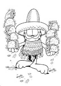HD wallpapers coloriage garfield a imprimer