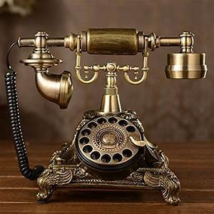 Rotary Dial Phone  Amazon Com