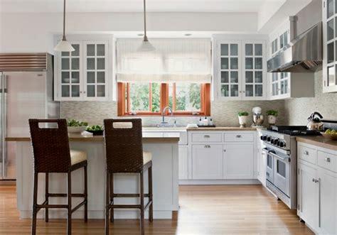 am駭agement cuisine en l cuisine en l moderne avec îlot en 108 photos magnifiques