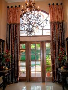 Country Swag Curtains For Living Room by Trend Alert Two Toned Drapes Anna Ione Interiors