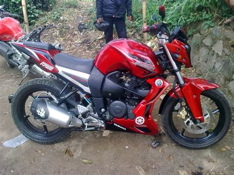 Modif Bison by Yamaha Bison Modifikasi Fighter Thecitycyclist