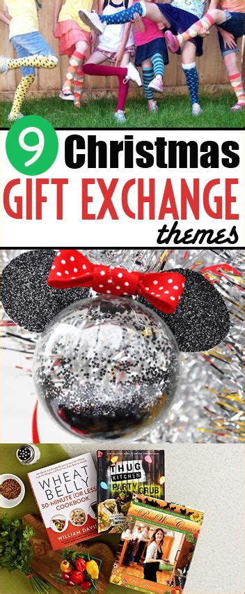 25 unique christmas gift exchange themes ideas on
