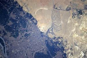 Can you See the Pyramids from Space?