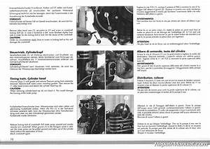 1993-1995 Ktm 350 400 600 612 620 Lc4 Motorcycle Engine Repair Manual