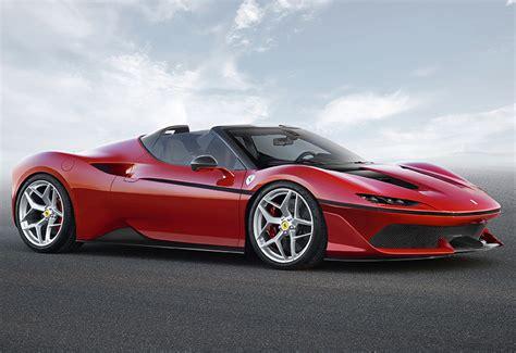 2017 Ferrari J50 - specifications, photo, price ...