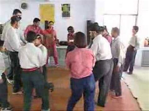 Group Dance By Mentally Challenged Children Youtube