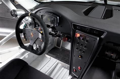 refaire interieur cing car porsche 911 gt3 cup le auto
