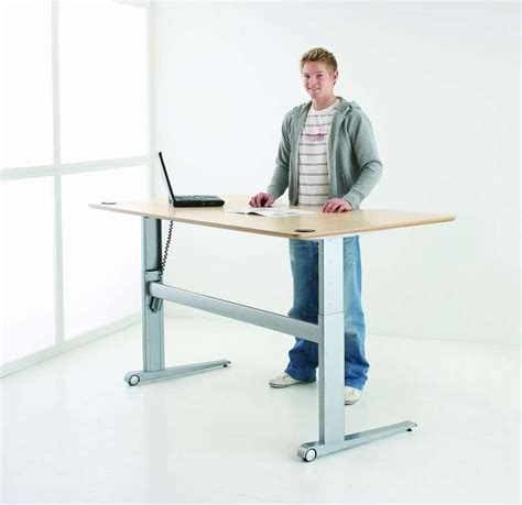 what is desk height 1000 images about sit stand desks on pinterest sit