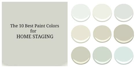 my 10 favorite paint colors for home staging pittsburgh