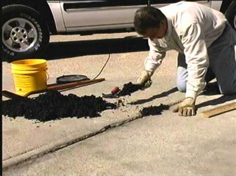 Instant Road Repair: Expansion Joint Repair Demonstration