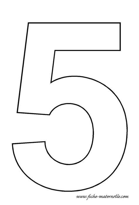 number templates   numbers kindergarten numbers