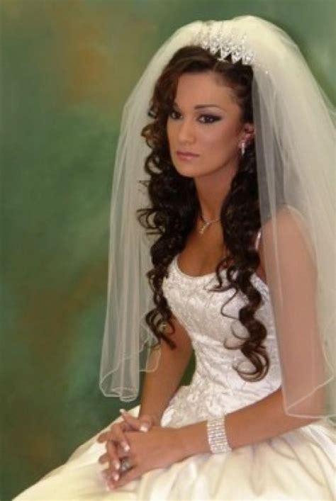 hair wedding styles with veil wedding veil styles with hair veils 1352