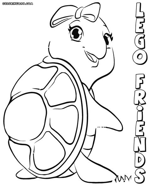 lego friends coloring pages coloring pages