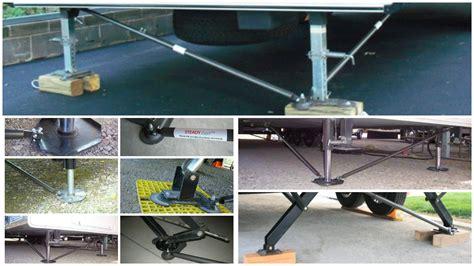 stop  shaking trailer stabilizer   work