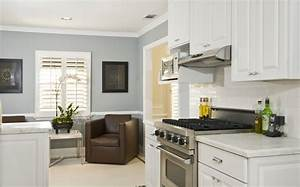 steel blue paint design ideas With kitchen colors with white cabinets with metal guitar wall art