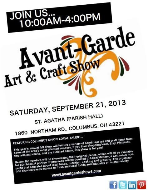craft shows me 34 best images about craft flyer ideas on 4054