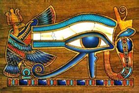 occhio di horus illuminati il kavod e la mitologia degli dei della tempesta
