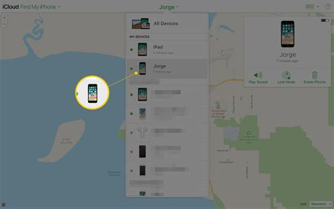 use find my iphone to locate a lost or stolen phone