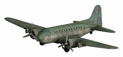 Plane Fallout Transport Airplane Vegas Wiki Aircraft