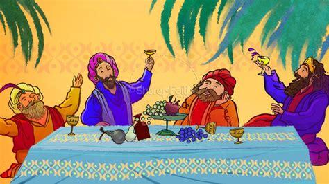 esther bible story 740 | slide 22