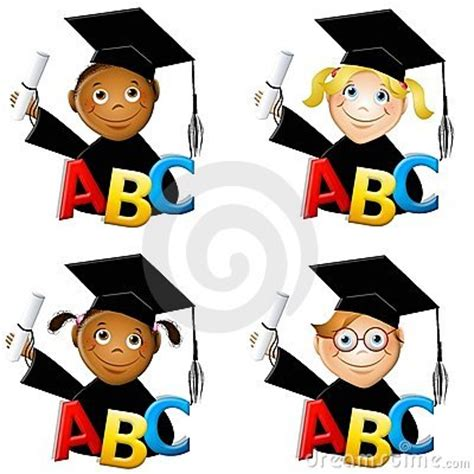 kindergarten graduation free clipart 656   kindergarten graduation clipart kindergarten kids graduates thumb5430198