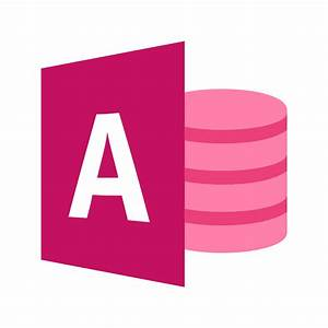 Microsoft Access Icon - Free Download at Icons8