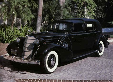 1933 Cadillac Series 370  Information And Photos Momentcar