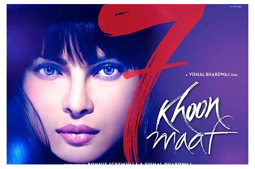 7 khoon maaf mp3 download songs.pk