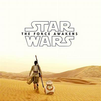 Wars Star Force Awakens Gifs Starwars Bb8