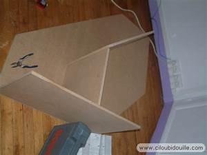meuble d39angle ciloubidouille With comment fabriquer un meuble d angle