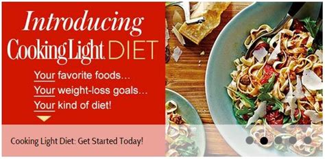 cooking light diet it s all about the plate portion tips