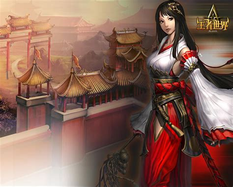 Atlantica Online Wallpaper and Background Image
