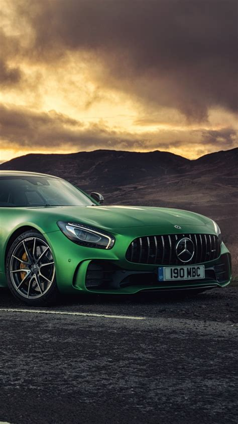 Car Wallpaper Vertical by Wallpaper Mercedes Amg Gtr 2018 Cars 4k Cars Bikes 17087