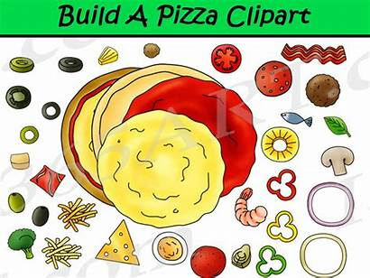 Pizza Clipart Ingredients Clipground