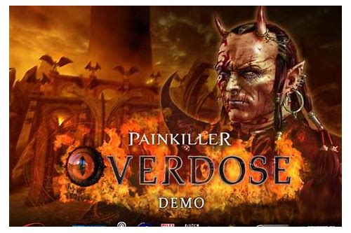 painkiller overdose download torent iso