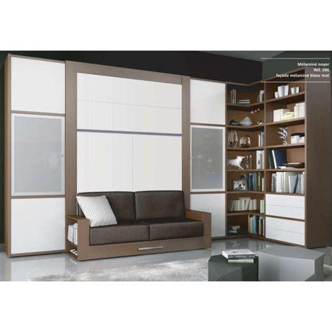 canape lit escamotable armoire lit canapé armoires lits escamotables armoire