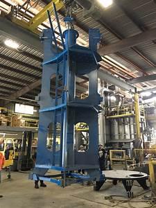 Article  Sierra Aluminum Implements Casting Pit Upgrades