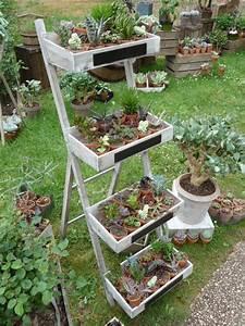 Etagere De Jardin : plantes grasses paris c t jardin ~ Premium-room.com Idées de Décoration