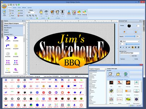 free logo design software welding logo design software