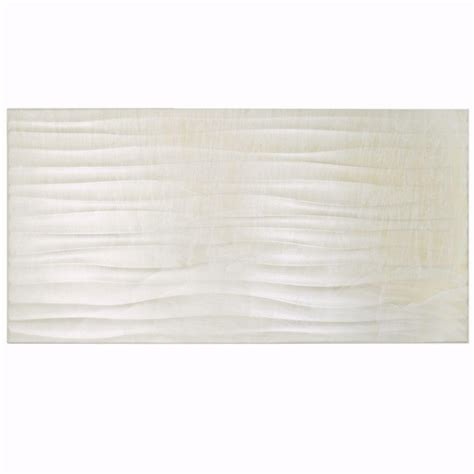 ceramic tiles dubai merola tile deco dubai pearl 12 1 2 in x 24 1 2 in porcelain wall tile 11 sq ft case