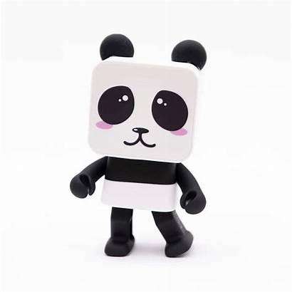 Dancing Panda Bluetooth Speaker Dance Speakers Audio