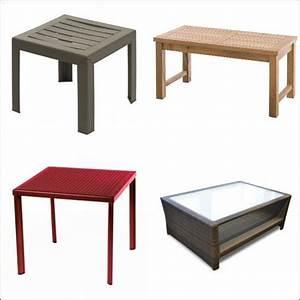 Soldes Table Basse : table basse jardin pas cher ~ Teatrodelosmanantiales.com Idées de Décoration