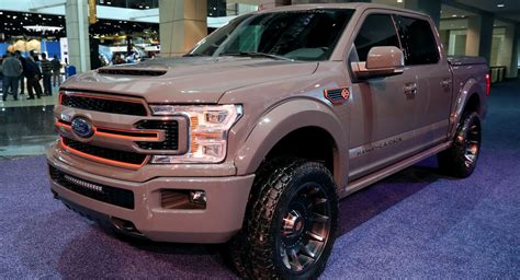Ford F 150 Harley Davidson by 2019 Ford F 150 Harley Davidson Truck Is Back With A