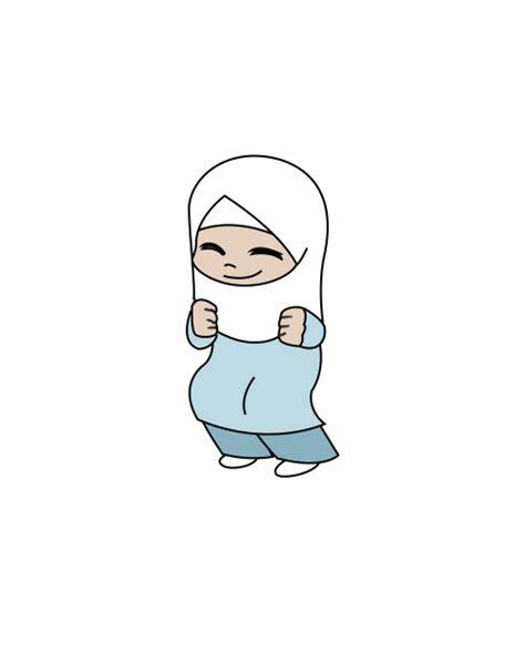 84 Koleksi Gambar Kartun Muslim Animasi Gratis Terbaik