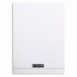 calligraphe 8000 polypro cahier 96 pages 21 x 297 cm With cahier 48 pages petit carreaux