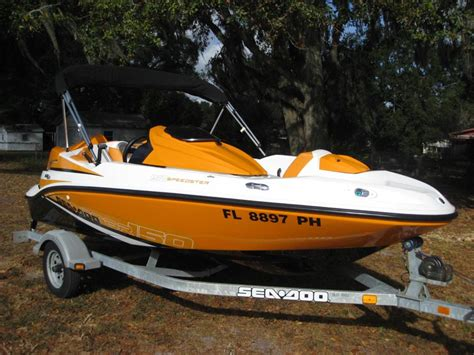 Sea Doo Boats Florida by Sea Doo 150 Speedster Boats For Sale