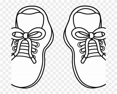 Shoes Coloring Clipart Shoe Colour Clipartbarn